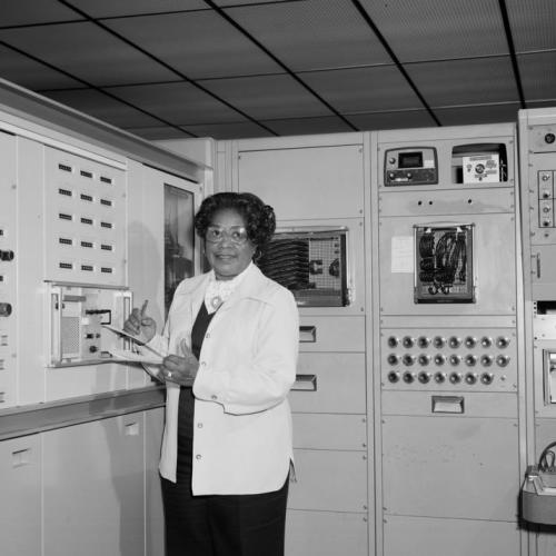 NASA names HQ building after first African American female engineer at NASA