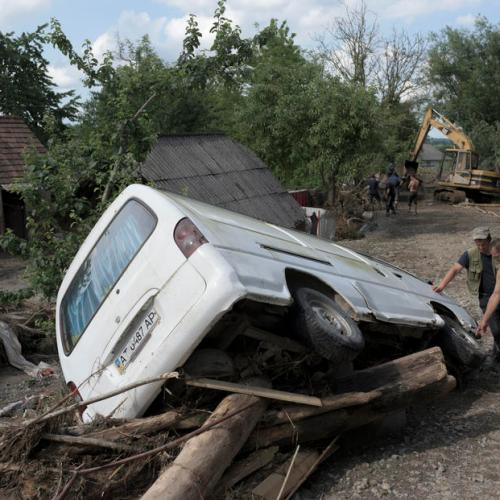 EU mobilises emergency assistance following floods in Ukraine