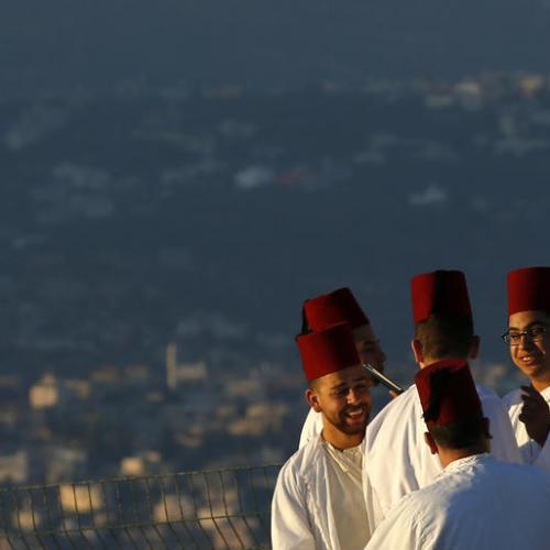 Photo Story: Samaritan community celebrates Shavuot festival in Nablus