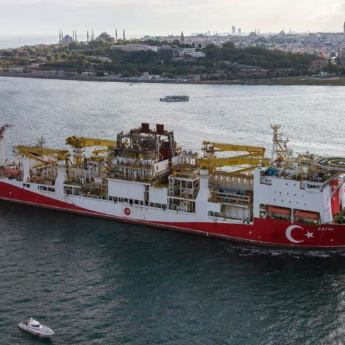 Turkey discovers 135 bcm of additional natural gas in Black Sea
