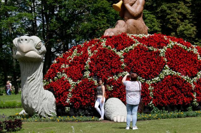 Flower Festival Midsummer Night's Dream 2020 in Pokroja