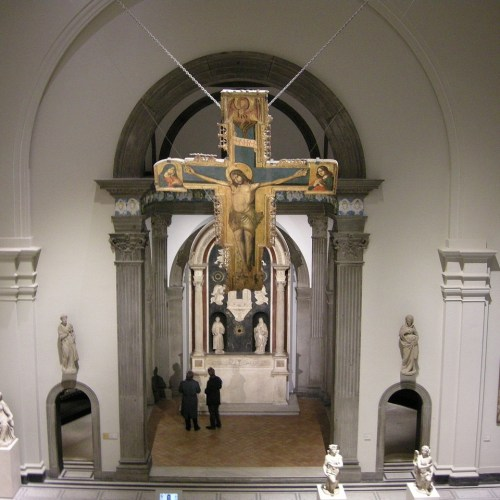 Maltese Academic Uncovers New Insights Into Painted Crucifix Attributed to Antonio de Saliba at London's V&A