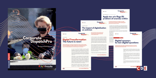 CorporateDispatchPro – Digitisation: Beyond Digital
