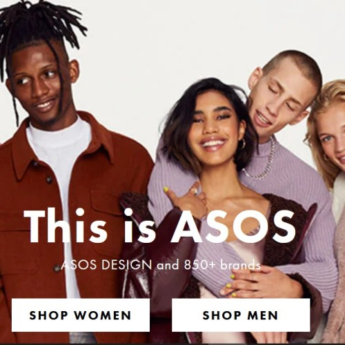 Online fashion company ASOS planning to axe 500 staff
