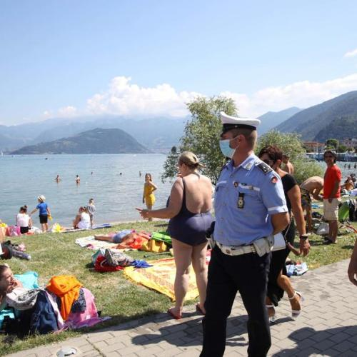 Italy reports 14 coronavirus deaths on Sunday, 782 new cases