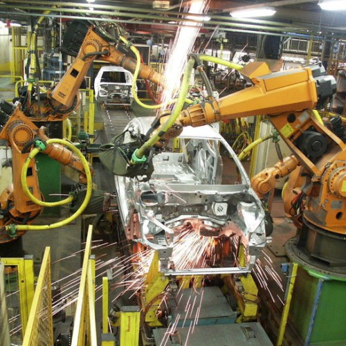 UK car output plunges to lowest level since 1950s