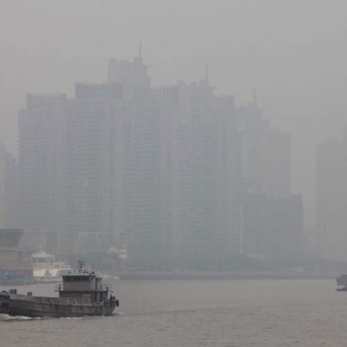 Smog causes an estimated 49,000 deaths in Beijing, Shanghai in 2020