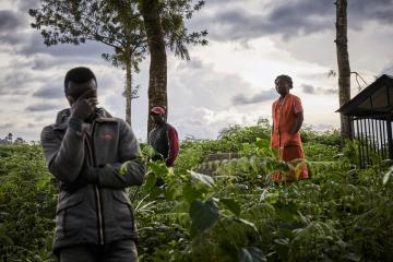WHO concerned about growing Ebola outbreak in DR Congo