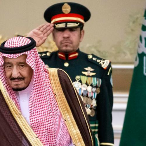 Saudi Arabia's ruler admitted to hospital for checks