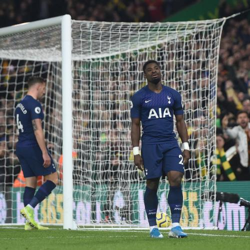 Brother of Tottenham's Aurier shot dead in France