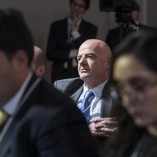 Swiss government appoints special prosecutor to consider criminal charges against Switzerland's top lawyer and FIFA president Infantino