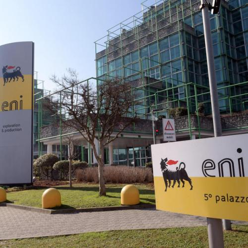 Eni launches project to list or sell stake in new retail-renewable business