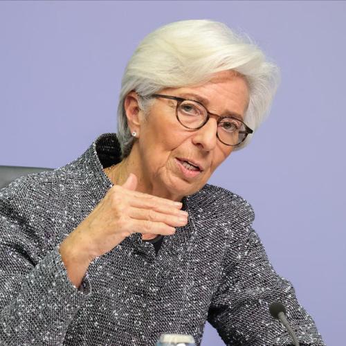 ECB's Lagarde says Euro zone recovery still fragile