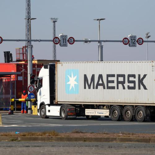 Danish shipper Maersk to stop taking waste to China, Hong Kong from September