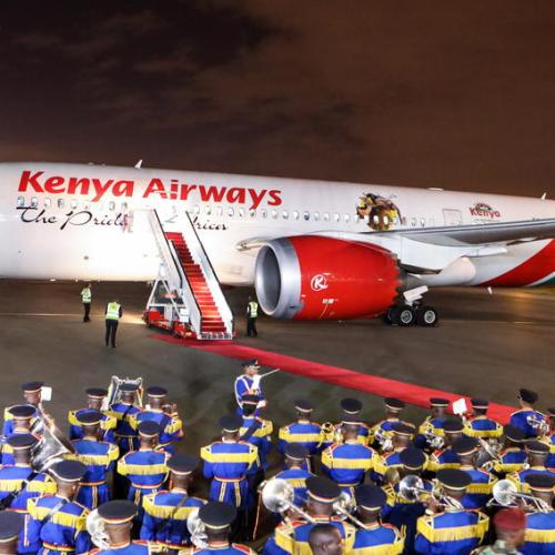 Kenya Airways to lay off staff, reduce network and assets
