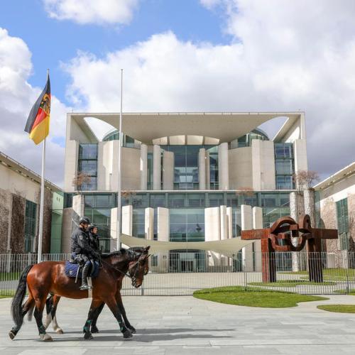 Employee of Merkel's press office suspected of spying for Egypt