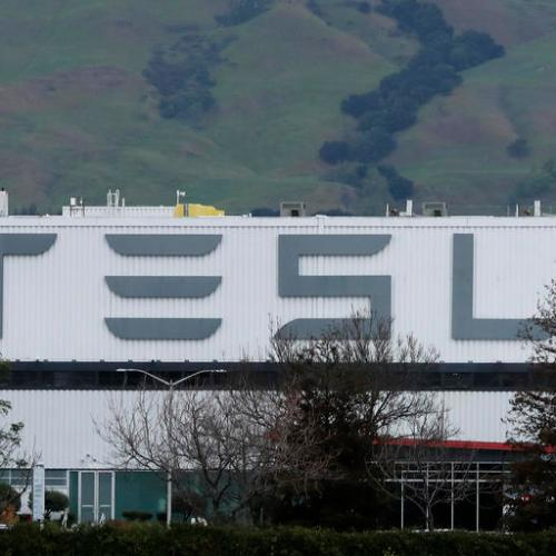 """Tesla """"very close"""" to level 5 autonomous driving technology, Musk says"""