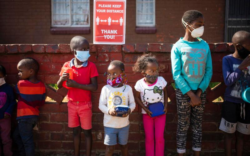 South Africa reimposes curfew as coronavirus cases spike