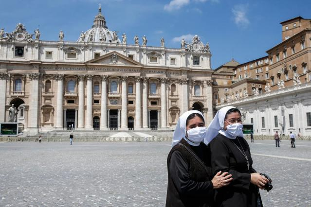 Vatican says to require COVID-19 health pass for residents, visitors
