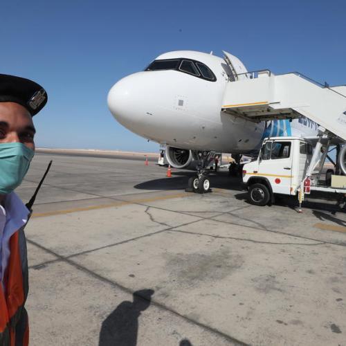 Egypt resumes flights to 14 international destinations