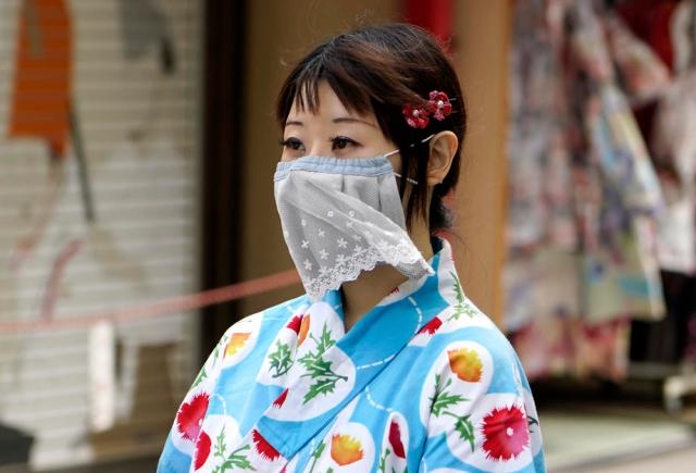 New coronavirus infections in Tokyo