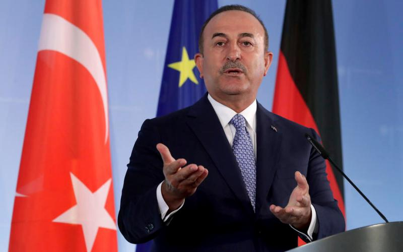 Turkey says France should refrain from escalating Mediterranean tensions