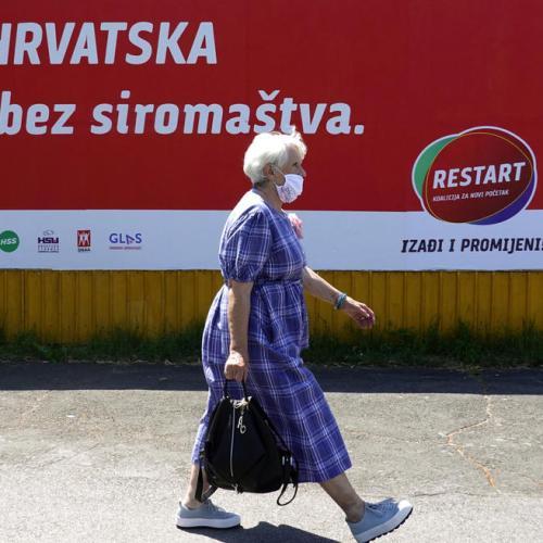 Croatia to hold parliamentary vote amid economic, COVID-19 uncertainties