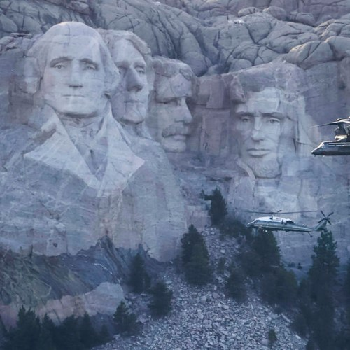 Donald Trump slams 'far-left fascism' at Mt. Rushmore speech for July 4