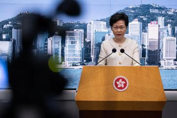 Candidate pulls out of Hong Kong lawyers' group election over safety fears