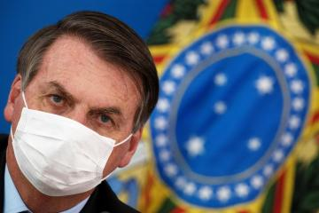 Bolsonaro's support hits fresh low ahead of Brazil 2022 vote, poll shows