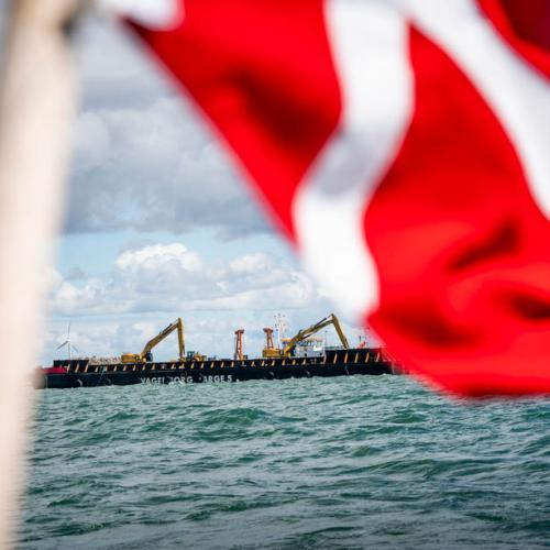Photo Story: Construction of the Fehmarnbelt tunnel between Denmark and Germany