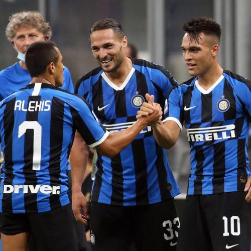 Inter move back to second place with victory on Torino
