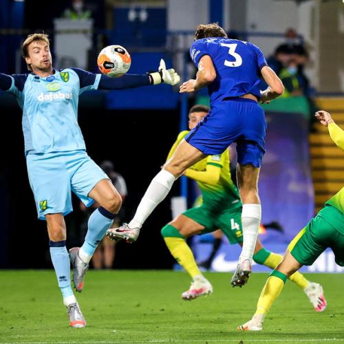 Chelsea boosted Champions League spot chance with victory against Norwich City