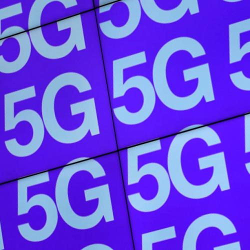 China's 3 main telco operators have built over 400,000 5G base stations