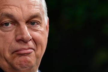 Hungary PM calls EU action on LGBT rights 'legalised hooliganism'