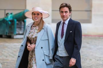 UK's Princess Beatrice pregnant with first child