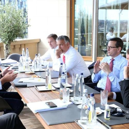 EU recovery fund plan hangs in balance on day three of deadlocked summit