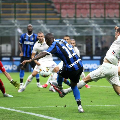 Unlucky Inter fails to beat Fiorentina