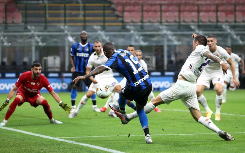 Unlucky Inter fails to beat Fiorentina