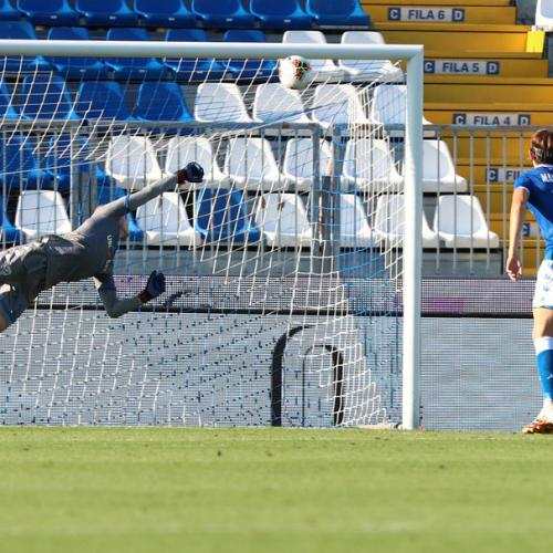 Late goal by Kulusevski gives Parma three points agains relegated Brescia