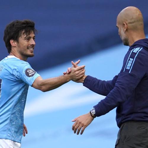 David Silva's decade at City comes to end