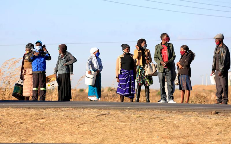 U.N. warns that 60% of Zimbabweans threatened by hunger