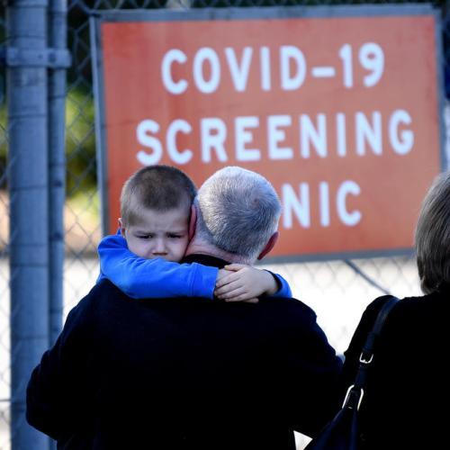 Australia reports record daily coronavirus cases, 13 deaths
