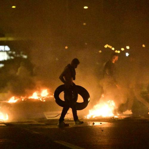 Riots in Swedish town of Malmo after anti-Islam actions
