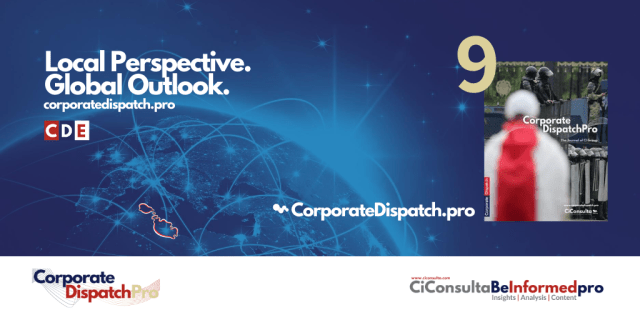 CorporateDispatchPRO – Edition 9