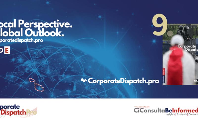 CorporateDispatchPRO – Edition 9
