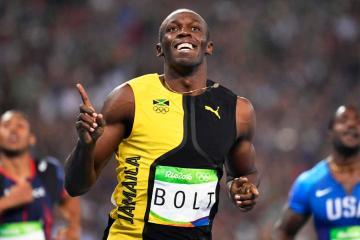 Sprint king Usain Bolt announces birth of  newborn twin sons