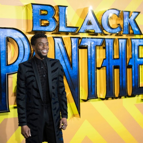 Chadwick Boseman, Black Panther star dies of cancer aged 43