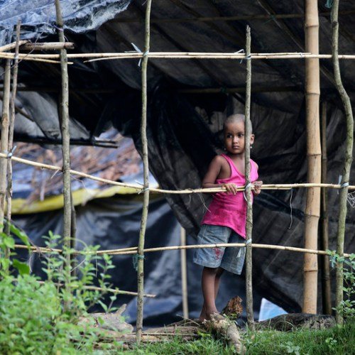 Three years on, Rohingya refugees remain in Bangladesh camps