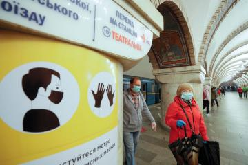 Number of COVID-19 cases in Ukraine exceeds 2 million